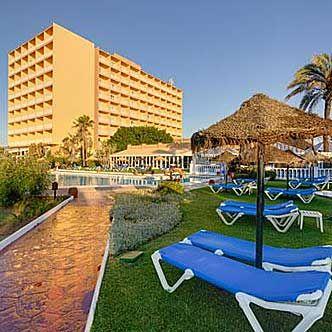 Hotel Tryp Guadalmar Málaga 4 estrellas en la Costa del Sol