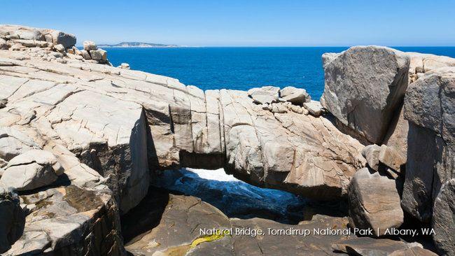 The Gap and Natural Bridge Albany