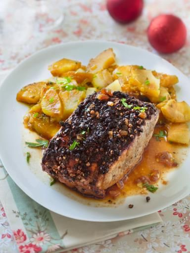 Les 25 meilleures id es de la cat gorie marmiton roti de - Cuisiner roti de porc ...