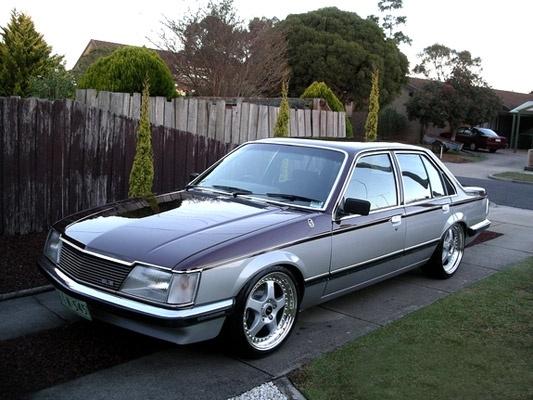 Holden Commodore SL