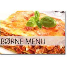 Bestil mad til børnefødselsdagen, festen eller receptionen her. Børnemenuen fra fest diner indeholder både kød, tilbehør, salat og chokoladekage.  http://www.aarhus-fest-dinner.dk/borne-menu  #Børne_menu