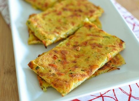 Cauliflower Garlic Flatbread | Slimming Eats - Slimming World Recipes
