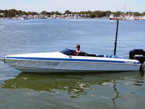 Nice - I love it! :D | Haines Signature 2100so |  #Boating #Boats #BoatsforSale #HainesHunterBoats #TrailerBoats