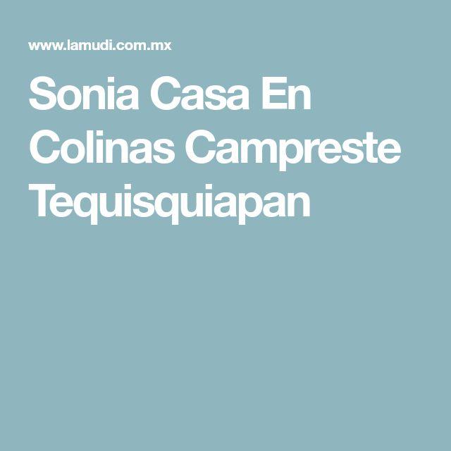 Sonia Casa En Colinas Campreste Tequisquiapan