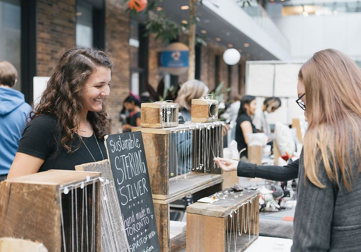 Create a craft show display that reflects your brand without breaking the bank with these tips from experts and Etsy shop owners.