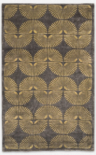Quivers rug by Luke Irwin. via the designer's site