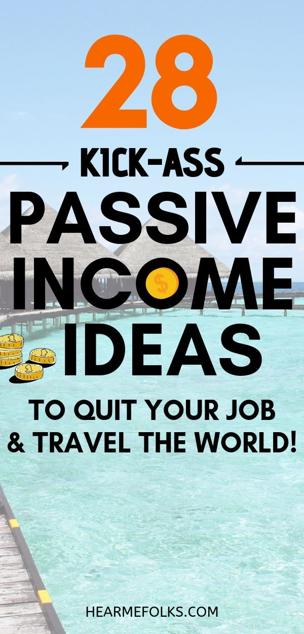 28 Most Lucrative Passive Income Ideas that Actually Work – K Lokos