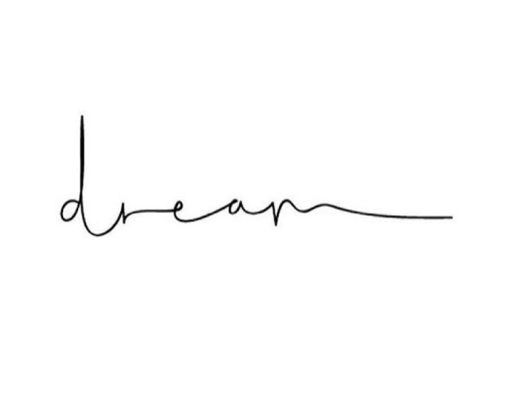 Dreams big | Quote | Black and white | More on Fashionchick.nl