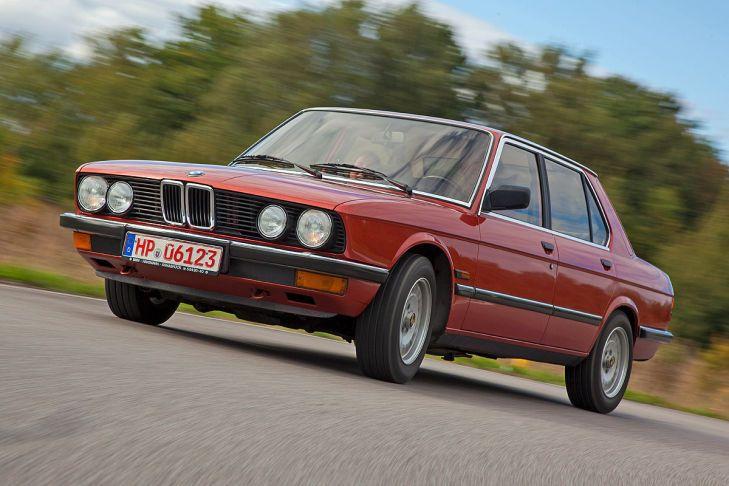 BMW E28 525i