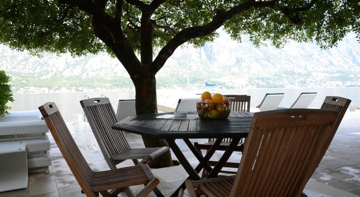 Art Hotel Galathea is a comfortable 4 star hotel on the seaside in the pretty village of Prcanj in the Bay of Kotor. Perfect place for rest and relaxation. #montenegro #prcanj #kotorbay