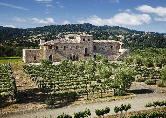 Santa Barbara Wedding Location Spotlight: The Villa at Sunstone Winery