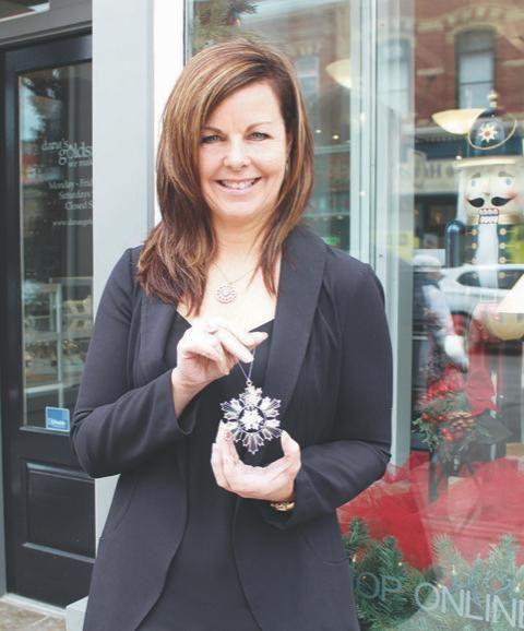 Hurry in! Limited remaining quantities of our 2017 Snowflake Charity ornament for the Port Perry Hospital Foundation!  This is our 17th year designing and making our signature Christmas keepsakes: 10 years of angels and this is our 7th snowflake! This year's theme is Canada 150. They are available in the store now for $25. each with $5 donated to the Hospital Foundation.  To date, we've raised $63,365.00!  https://www.danasgoldsmithing.com/  Many thanks Focus on Scugog Magazine for this…