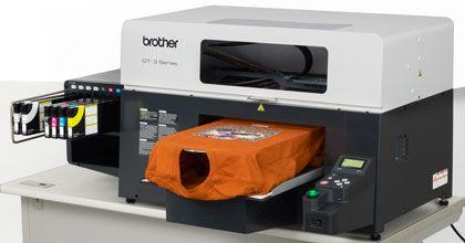 Brother International - Impresora_Textil - GT-361