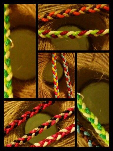 #bracelets #arte_povera #handmade #colorful #happy #summertime #fashion