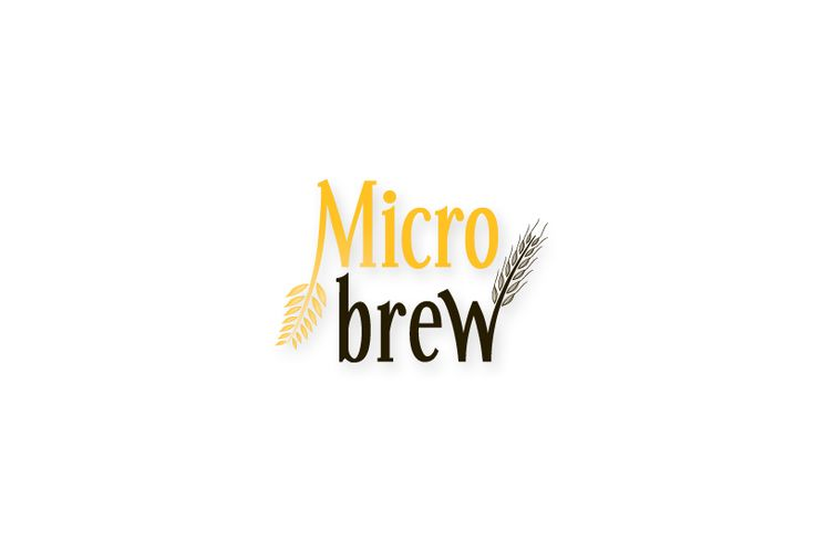 Conception d'un logo / Client - Trousse de brassage Micro-Brew inc.