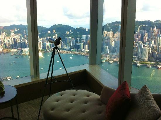 RITZ CARLTON -HONG KONG