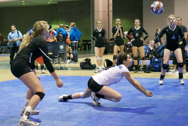 6 volleyball skills passing serving setting hitting