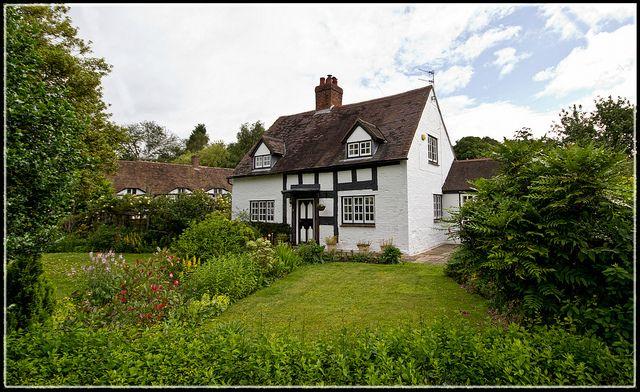 In An English Country Garden By Alan Tunnicliffe Via