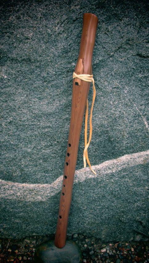 Native American Style Flute Aeolian E minor by BlueStarSpirit9
