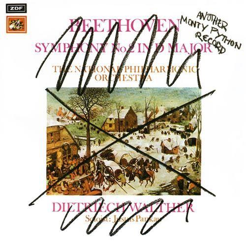 Monty Python: Another Monty Python Record—Gilliam, I think
