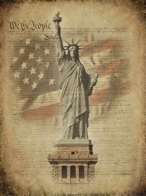 """{ THE CONSTITUTION'S PERENNIAL PROMISE OF LIBERTY } #UExpress ... """"I do not despair of this country,"""" he said. """"I, therefore, leave off where I began, with hope ... drawing encouragement from the Declaration of Independence, the great principles it contains, and the genius of American institutions."""".... http://www.uexpress.com/sweet-land-of-liberty/2016/8/31/the-constitutions-perennial-promise-of-liberty"""