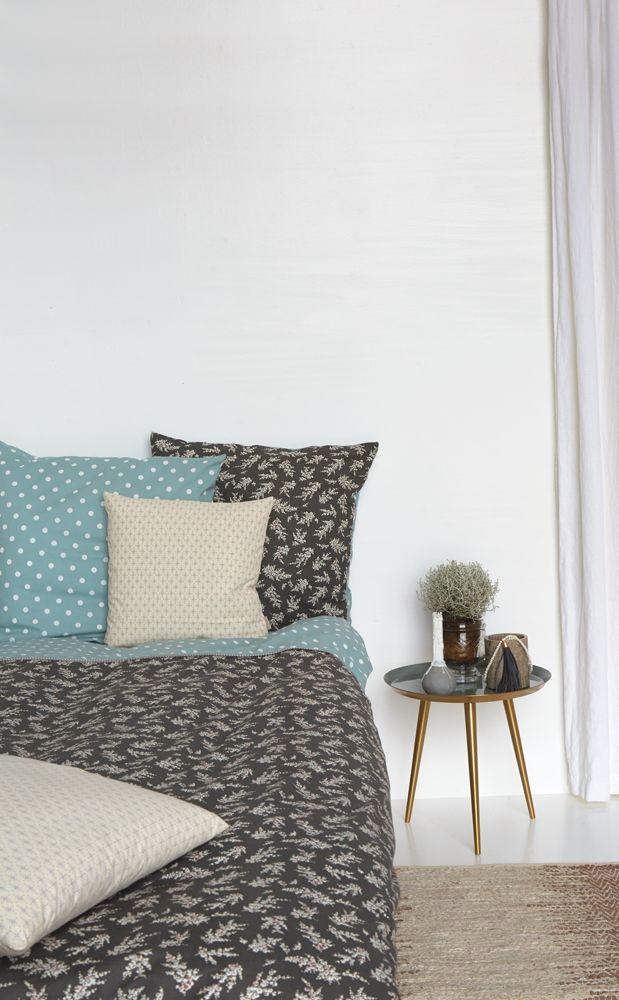 A.U Maison SS17. #aumaison #interior #homedecor #styling #danishdesign #bedroom #danishproduction #bedlinen #bedrunner #bed
