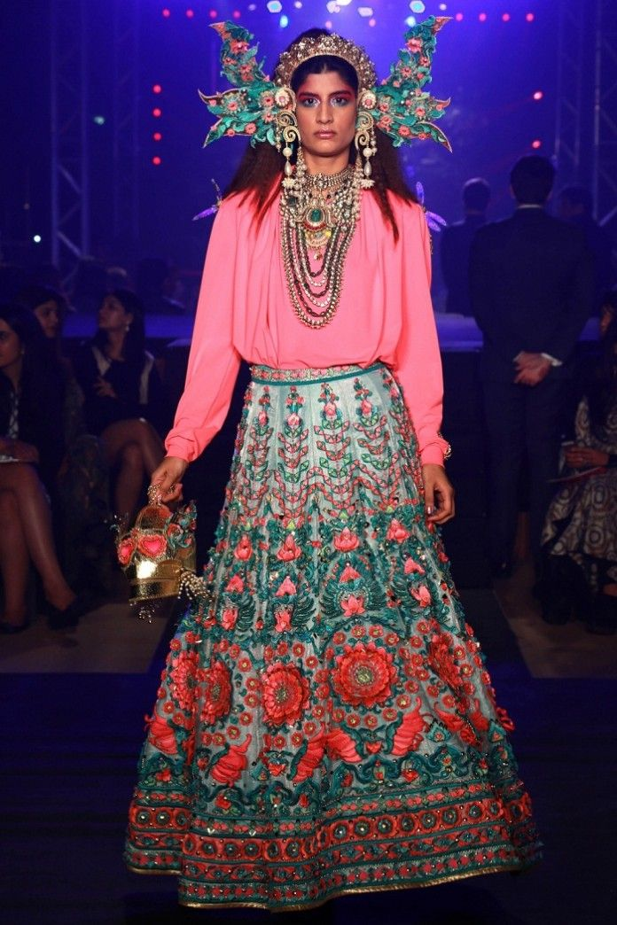 """Manish Arora - Festive 2015/2016 Collection """