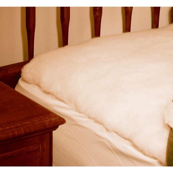 twinsized lambswool mattress pad at your online mattress pads am