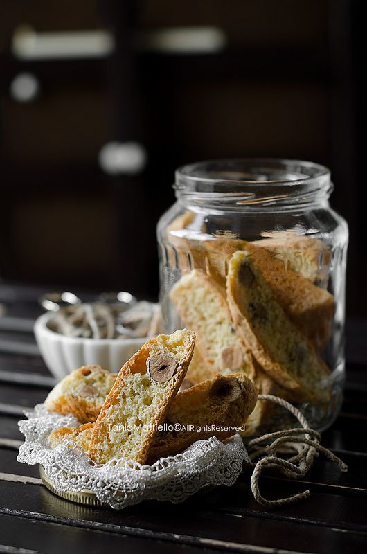 Biscotti alle Nocciole-Hazelnut Biscuits | Flickr - Photo Sharing!