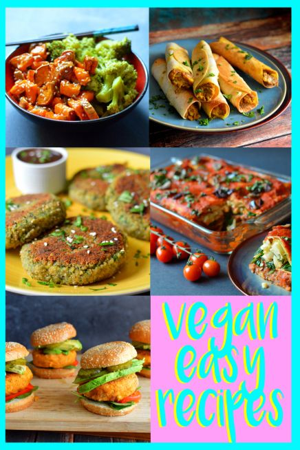 72 Cheap Easy Vegan Meals For College & Poor People - Rich Bitch Cooking…