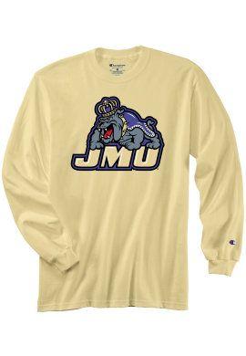 Product: James Madison University Long Sleeve T-Shirt