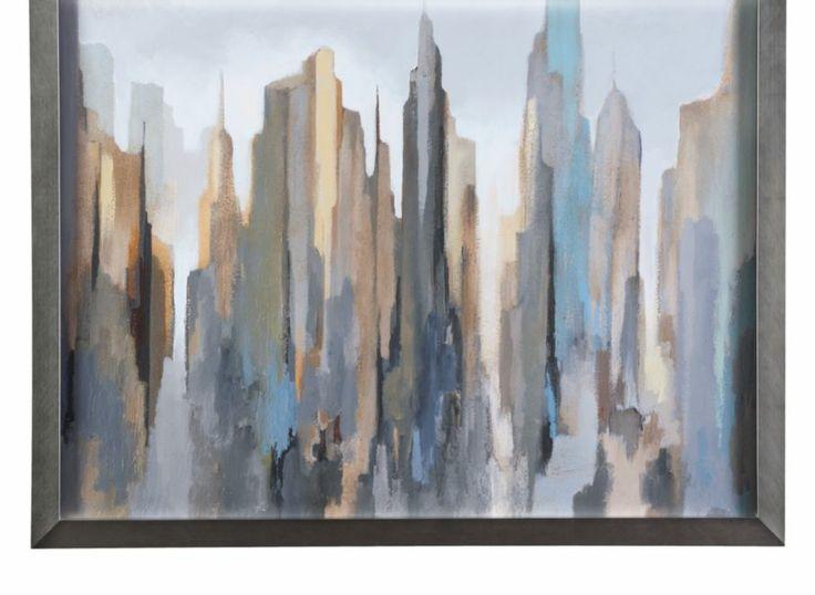 Midtown Skyline | Destinations & Cityscapes | Art Themes | Art | Z Gallerie