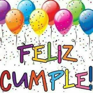 Yami... feliz cumpleaños, que Dios te guarde y te bendiga hoy y siempre, que este día sea el inicio de un año lleno de buenas noticias, nuevas oportunidades y lindas sorpresas. Un cariñoso abrazo. tqm. Carmen Carrillo