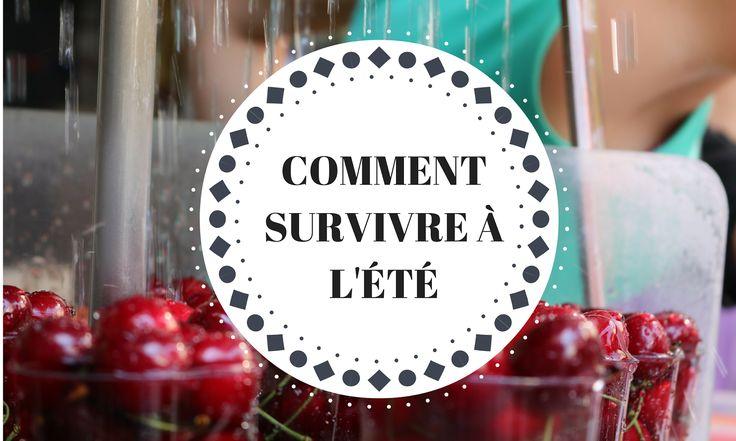 15 CONSEILS POUR SURVIVRE A LA CHALEUR - Be Badass