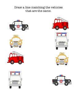 Preschool Printables: November 2012