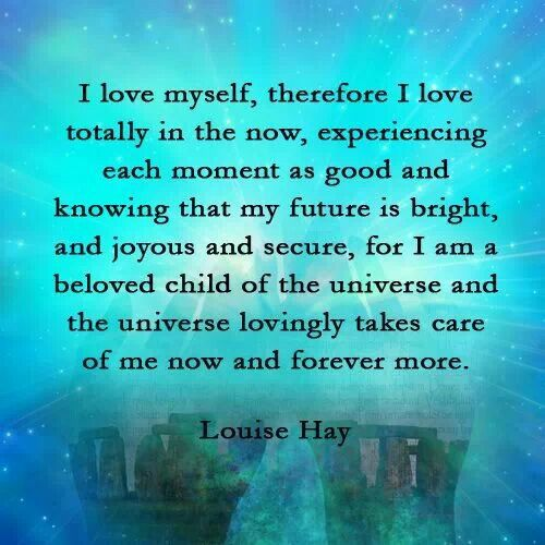 Image result for louise hay self worth art