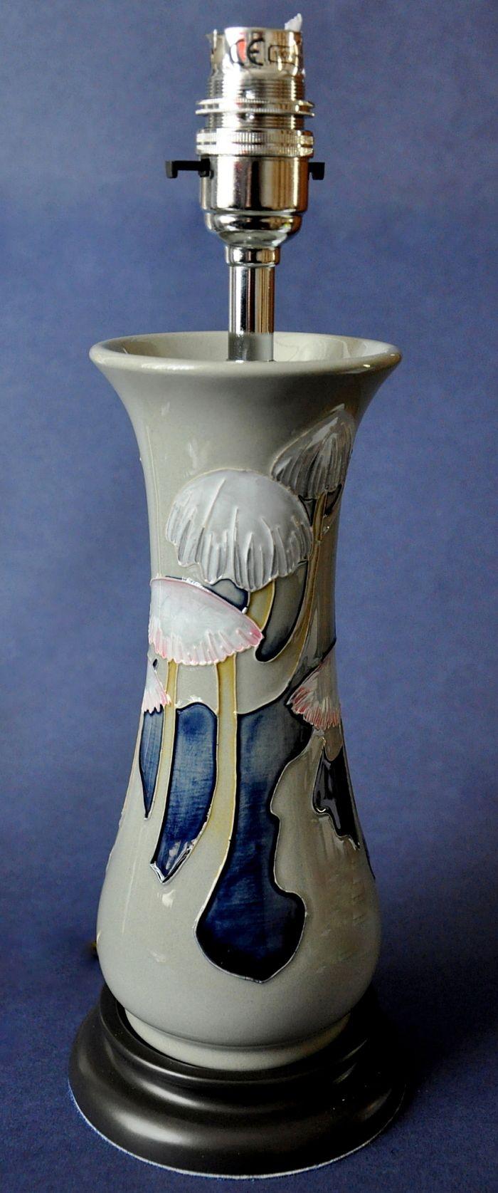 821 best fabulous moorcroft pottery images on pinterest moorcroft pottery lamps fairies glade l3648 vicky lovatt http reviewsmspy