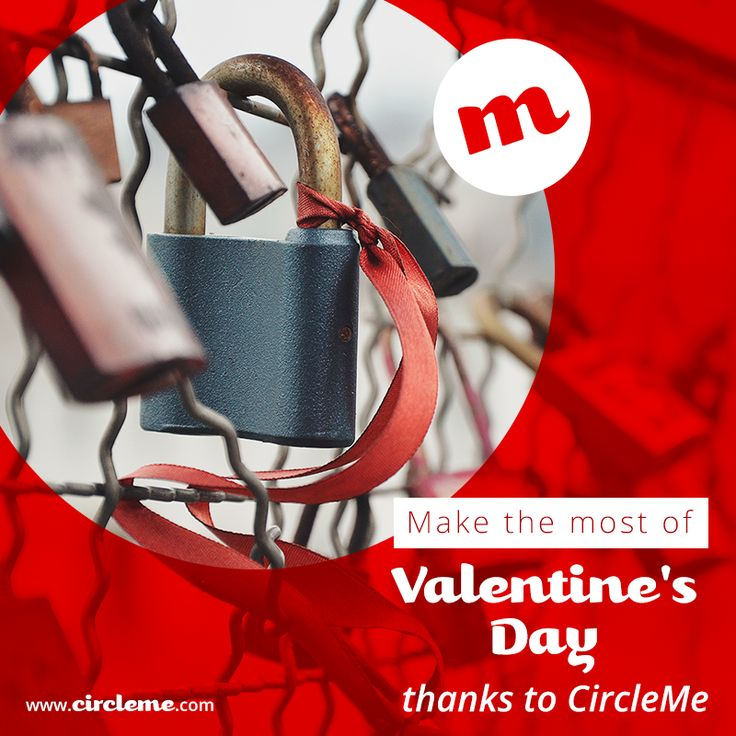 Valentine's Day is just few hours away… are you getting ready for the Day of ‪#‎Love‬? Impress your sweetheart and find inspiration for your gifts, cards and recipes by reading the latest articles posted here: http://www.circleme.com/it…/valentine-s-day-gifts-cards-tips  #ValentinesDay #design