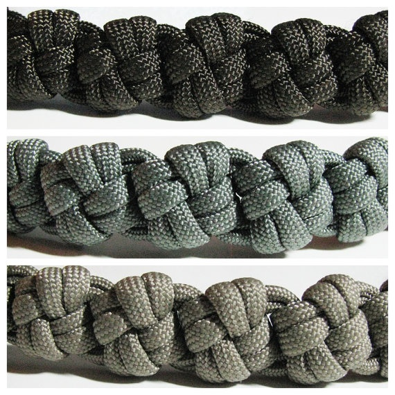 how to make a paracord belt with d rings