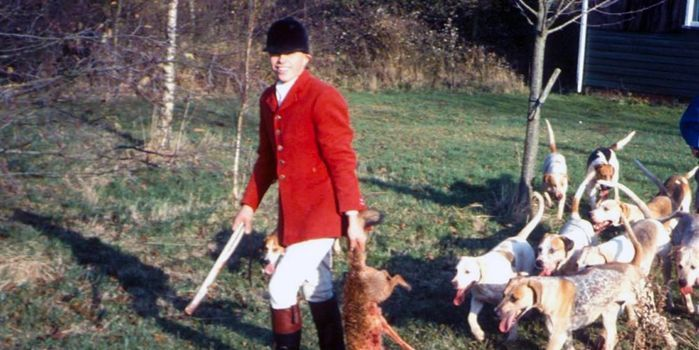texte de la pétition: Ban fox hunts from lands owned/controlled by Alton Town Council