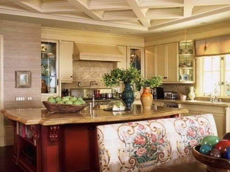 12 best Dining Room images on Pinterest Home ideas, Dining room - küche l form mit insel