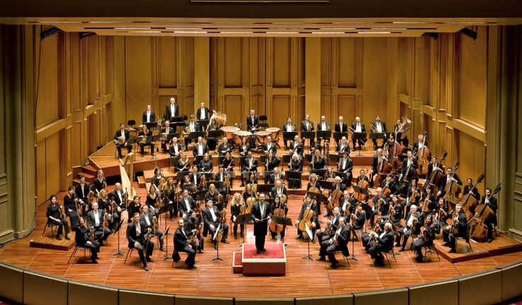 Want to hear a great orchestra? Here is a current image of the entire San Diego Symphony.