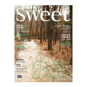 SWEET (韓国雑誌) / 2017年2月号 [韓国 雑誌] [海外雑誌] [SWEET] :韓国音楽専門ソウルライフレコード