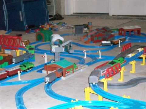 10 Best Thomas Trackmaster Display Images On Pinterest