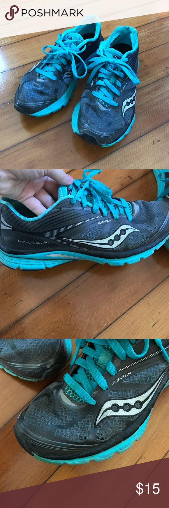 Saucony Kinvara 4 Sneakers Used sneakers, in good condition with visible signs of wear (see pics). Saucony Shoes Sneakers