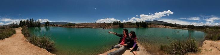 Villa de Leiva. Colombia. Pozos Azules, a tan solo 5 minutos de Villa de Leiva y menos de tres horas de Bogotá.Fotografía: Mario CarvajalProyecto: Colombia Travel