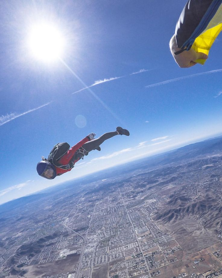 Mejores 125 imágenes de skydiving en Pinterest | Paracaidismo ...