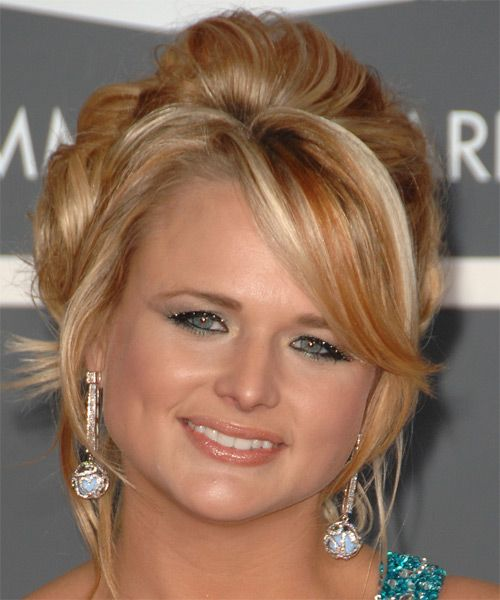 miranda+lambert | Miranda Lambert Hairstyle - Formal Updo Long Curly - 9801 ...