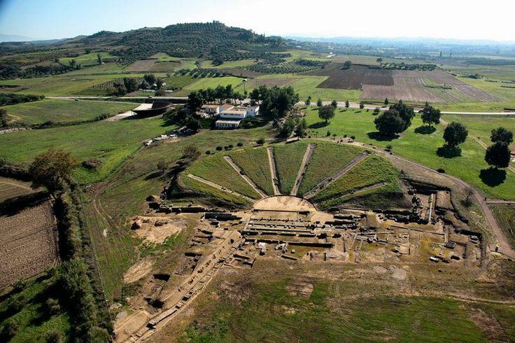 Αρχαίο Θέατρο Ήλιδος - Ancient Elis Theatre