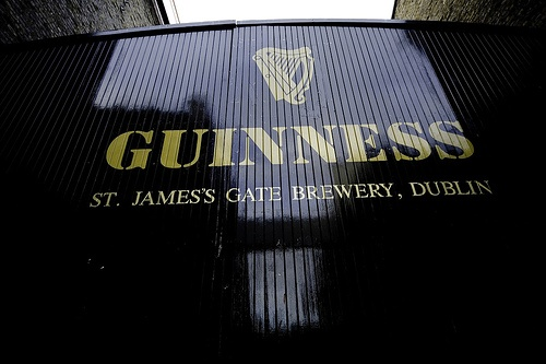 Been there. -GUINNESS factory Dublin, Ireland - we went for a tour